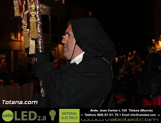 Procesión del Santo Entierro  - Viernes Santo - Semana Santa Totana 2016 - 14