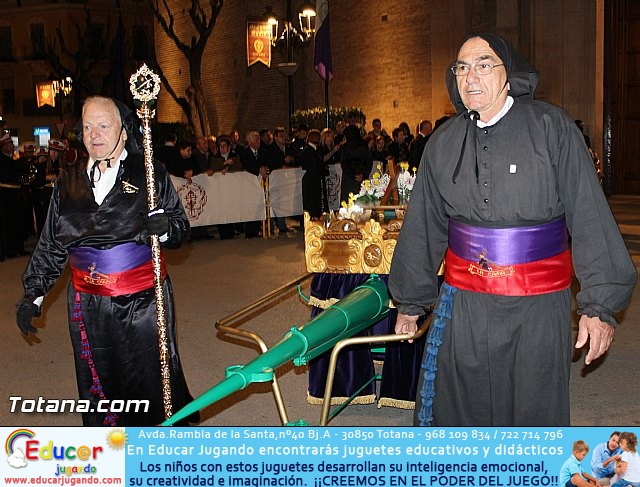 Procesión del Santo Entierro  - Viernes Santo - Semana Santa Totana 2016 - 15