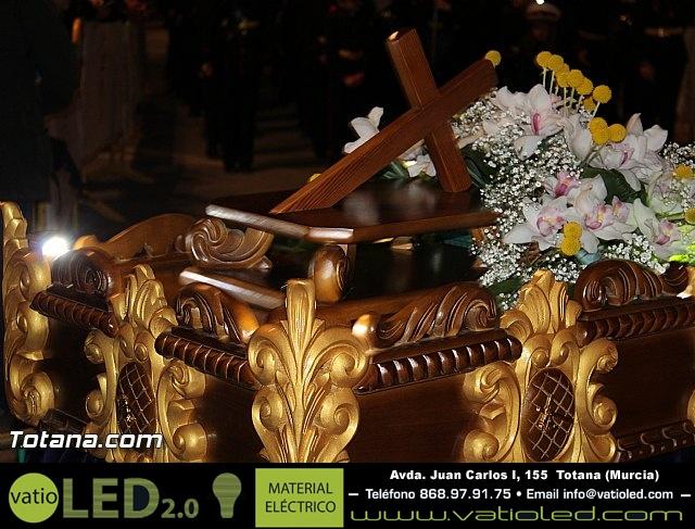 Procesión del Santo Entierro  - Viernes Santo - Semana Santa Totana 2016 - 16