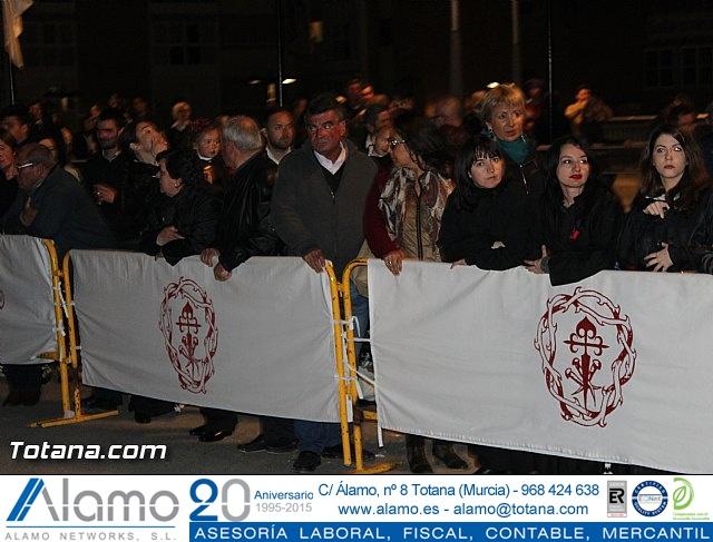 Procesión del Santo Entierro  - Viernes Santo - Semana Santa Totana 2016 - 20