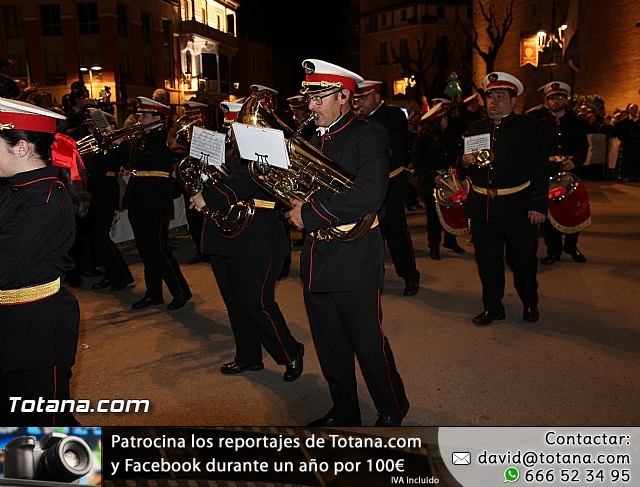Procesión del Santo Entierro  - Viernes Santo - Semana Santa Totana 2016 - 23
