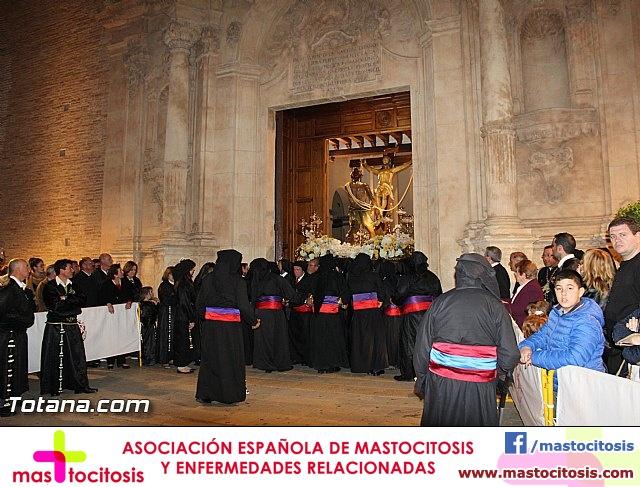 Procesión del Santo Entierro  - Viernes Santo - Semana Santa Totana 2016 - 25