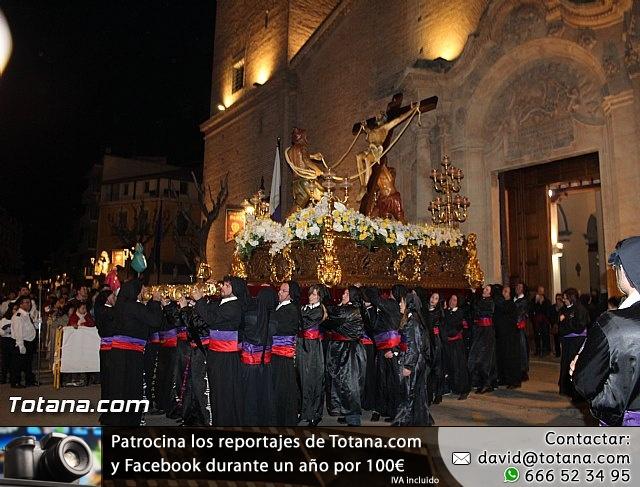 Procesión del Santo Entierro  - Viernes Santo - Semana Santa Totana 2016 - 28