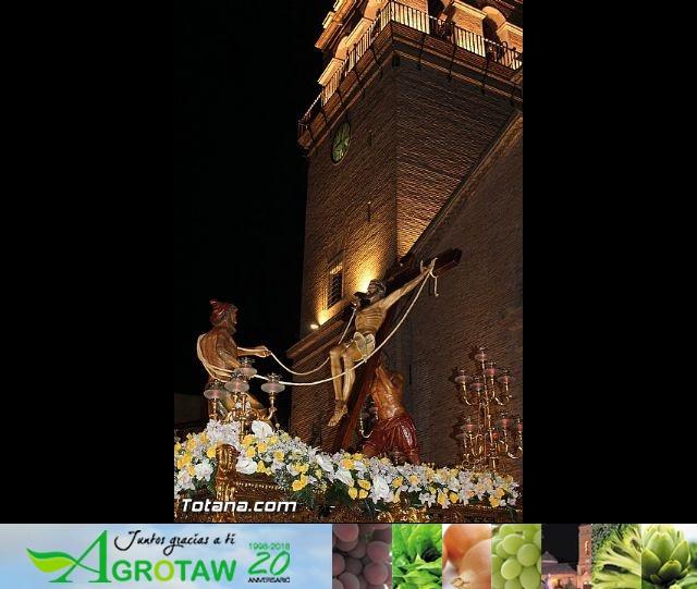 Procesión del Santo Entierro  - Viernes Santo - Semana Santa Totana 2016 - 29