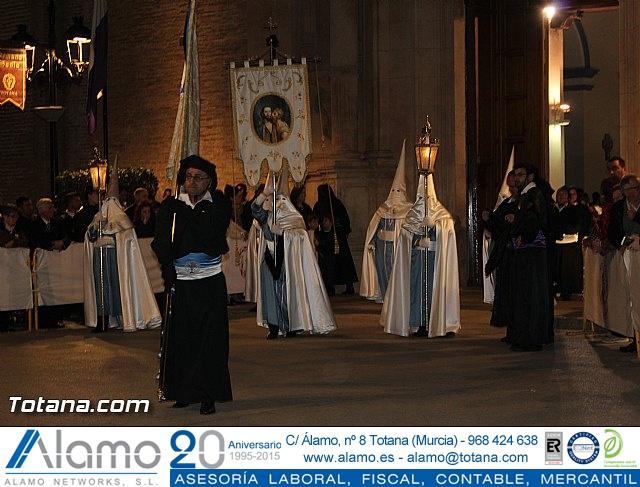 Procesión del Santo Entierro  - Viernes Santo - Semana Santa Totana 2016 - 33