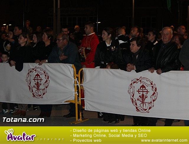 Procesión del Santo Entierro  - Viernes Santo - Semana Santa Totana 2016 - 34