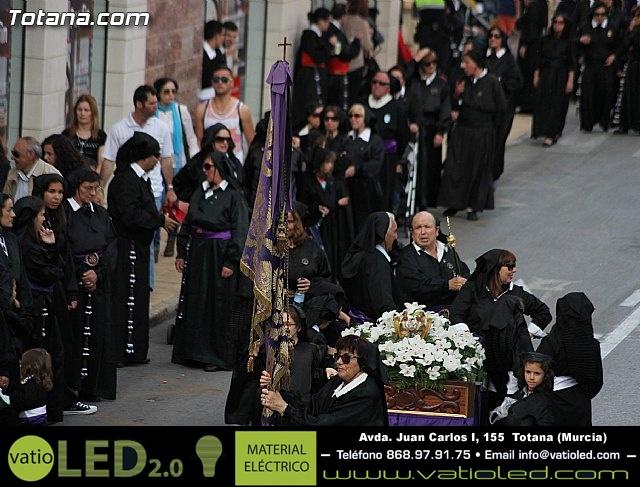 Traslado del Santo Sepulcro - Semana Santa 2014 - 2