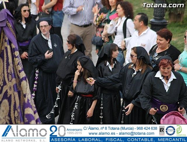 Traslado del Santo Sepulcro - Semana Santa 2014 - 6