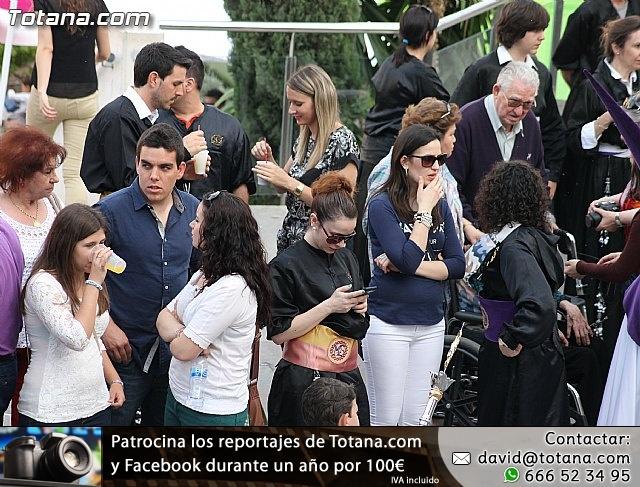 Traslado del Santo Sepulcro - Semana Santa 2014 - 34