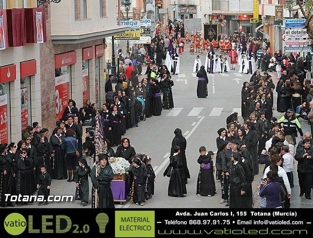 Traslado Santo Sepulcro 2016 - Tronos Viernes Santo noche - 3