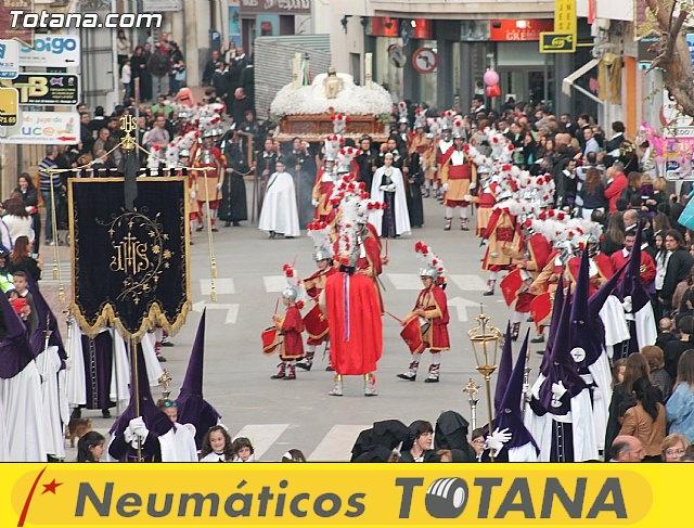 Traslado Santo Sepulcro 2016 - Tronos Viernes Santo noche - 9
