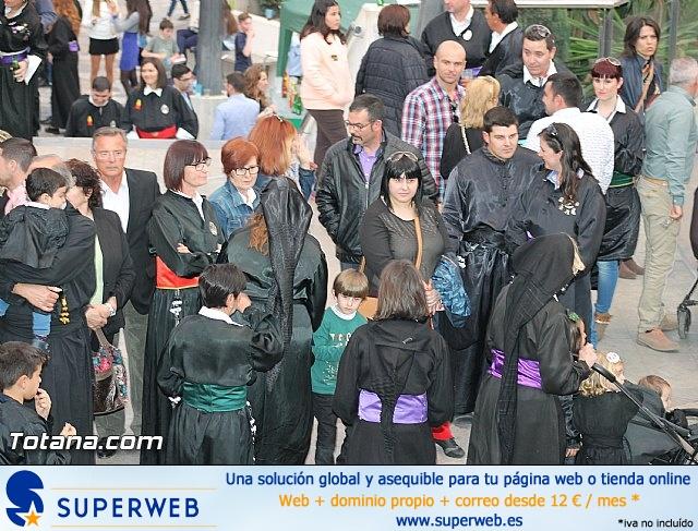 Traslado Santo Sepulcro 2016 - Tronos Viernes Santo noche - 15