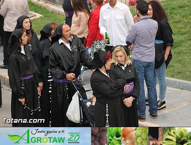 Traslado Santo Sepulcro 2016 - Tronos Viernes Santo noche - 18