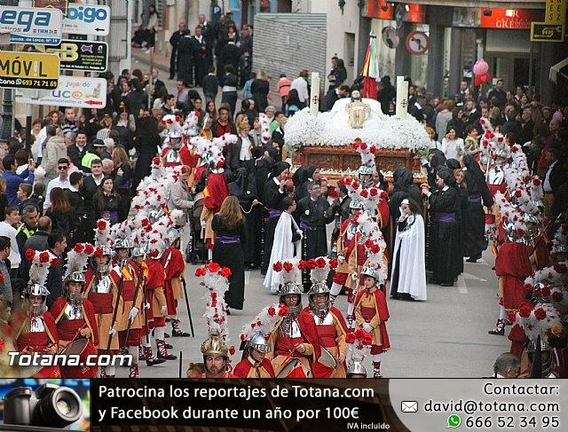 Traslado Santo Sepulcro 2016 - Tronos Viernes Santo noche - 20