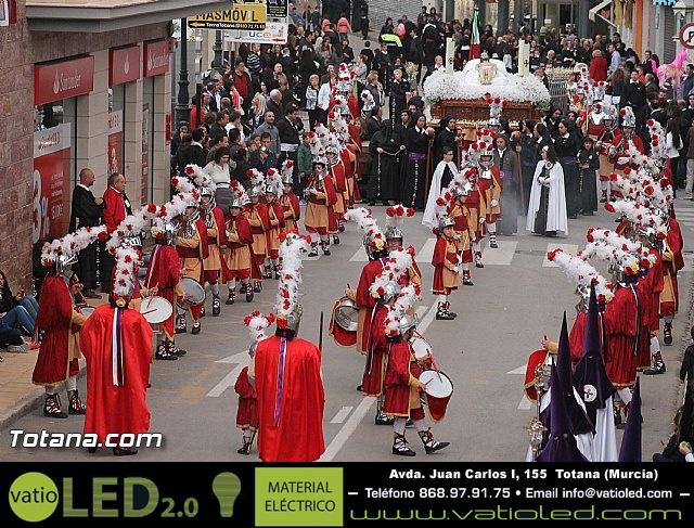 Traslado Santo Sepulcro 2016 - Tronos Viernes Santo noche - 25