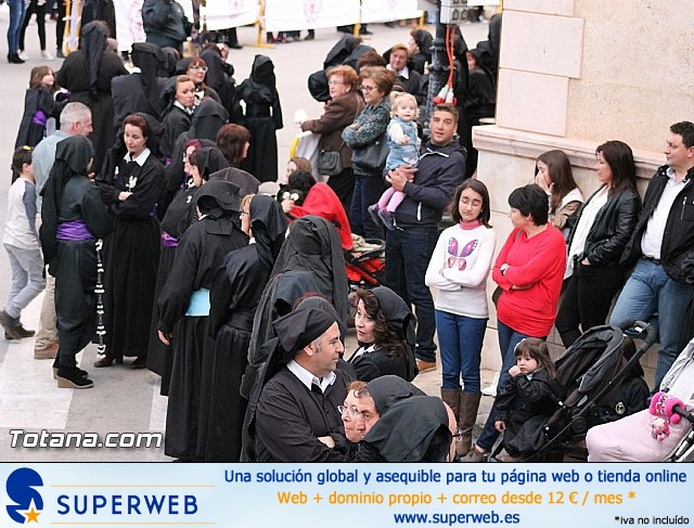 Traslado Santo Sepulcro 2016 - Tronos Viernes Santo noche - 28