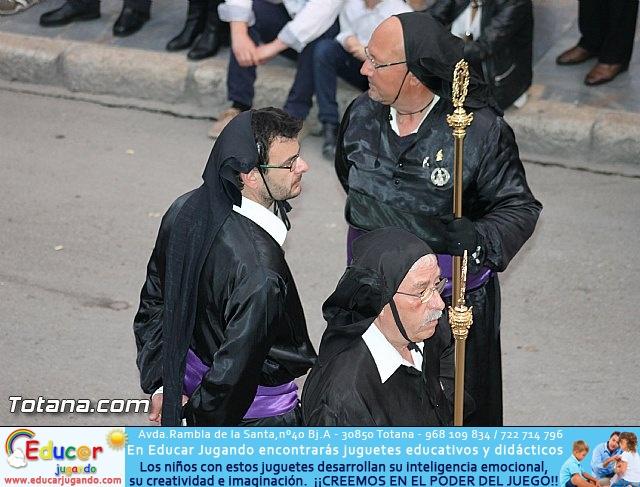 Traslado Santo Sepulcro 2016 - Tronos Viernes Santo noche - 29