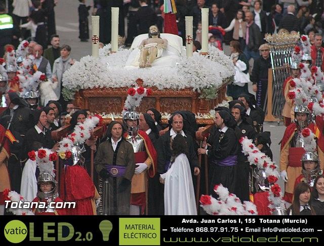 Traslado Santo Sepulcro 2016 - Tronos Viernes Santo noche - 30