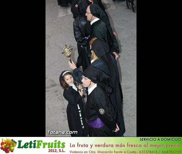 Traslado Santo Sepulcro 2016 - Tronos Viernes Santo noche - 31
