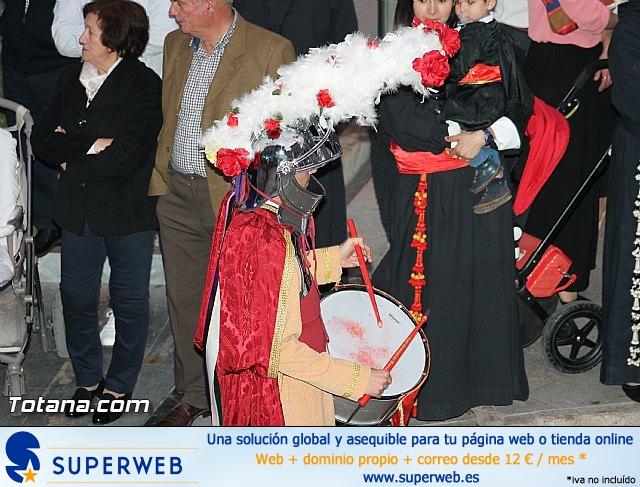 Traslado Santo Sepulcro 2016 - Tronos Viernes Santo noche - 36