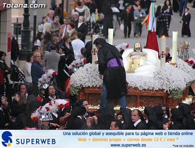 Traslado Santo Sepulcro 2016 - Tronos Viernes Santo noche - 37