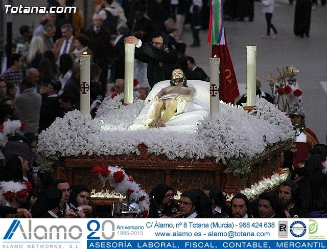 Traslado Santo Sepulcro 2016 - Tronos Viernes Santo noche - 38
