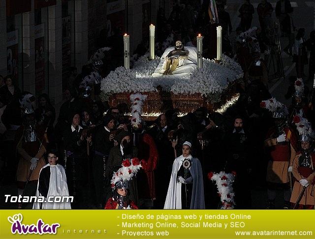 Traslado Santo Sepulcro 2016 - Tronos Viernes Santo noche - 42