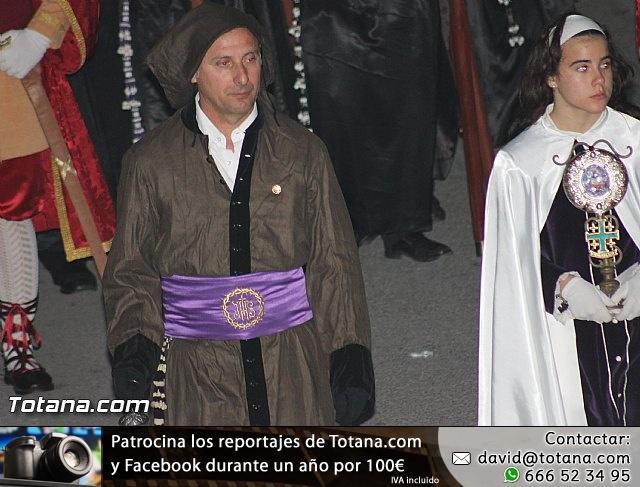 Traslado Santo Sepulcro 2016 - Tronos Viernes Santo noche - 43