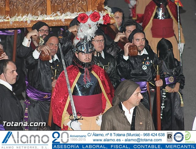Traslado Santo Sepulcro 2016 - Tronos Viernes Santo noche - 45