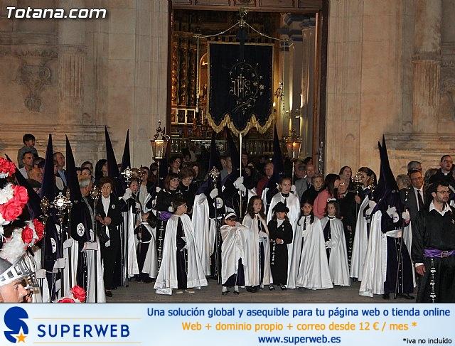 Traslado Santo Sepulcro 2016 - Tronos Viernes Santo noche - 64