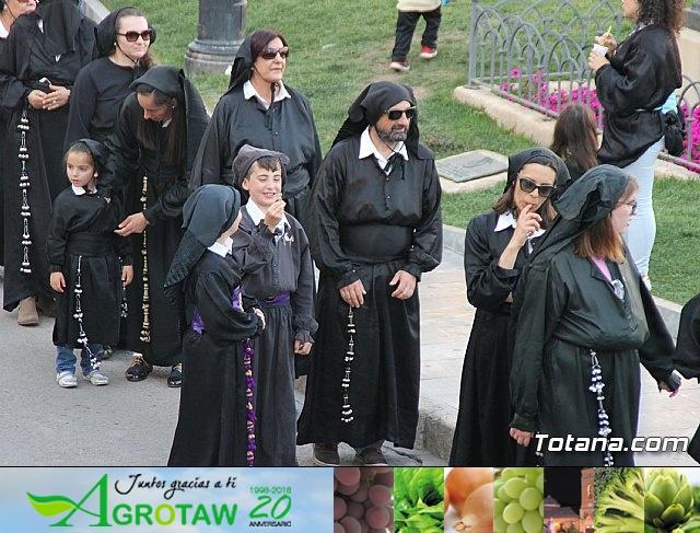 Traslado Santo Sepulcro y la Samaritana (luto) - Viernes Santo 2017 - 7