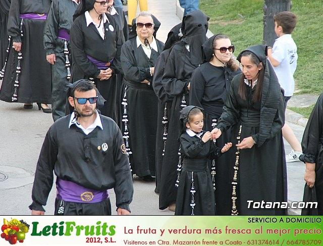 Traslado Santo Sepulcro y la Samaritana (luto) - Viernes Santo 2017 - 8