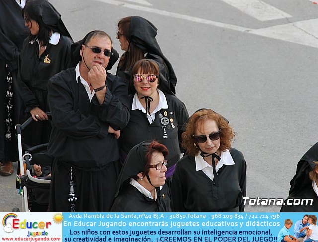 Traslado Santo Sepulcro y la Samaritana (luto) - Viernes Santo 2017 - 11