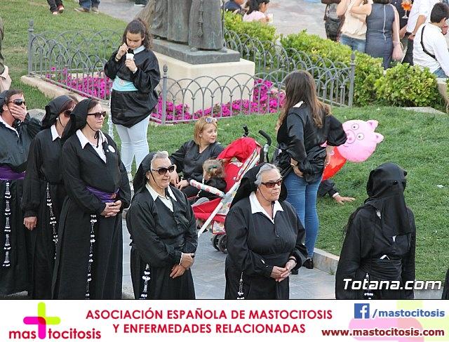 Traslado Santo Sepulcro y la Samaritana (luto) - Viernes Santo 2017 - 14