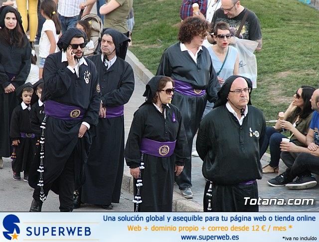 Traslado Santo Sepulcro y la Samaritana (luto) - Viernes Santo 2017 - 15