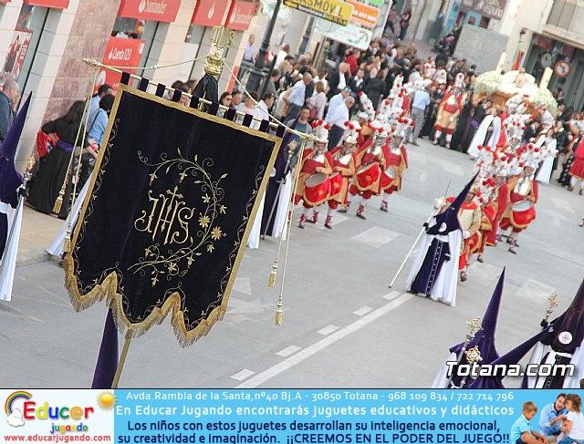 Traslado Santo Sepulcro y la Samaritana (luto) - Viernes Santo 2017 - 16
