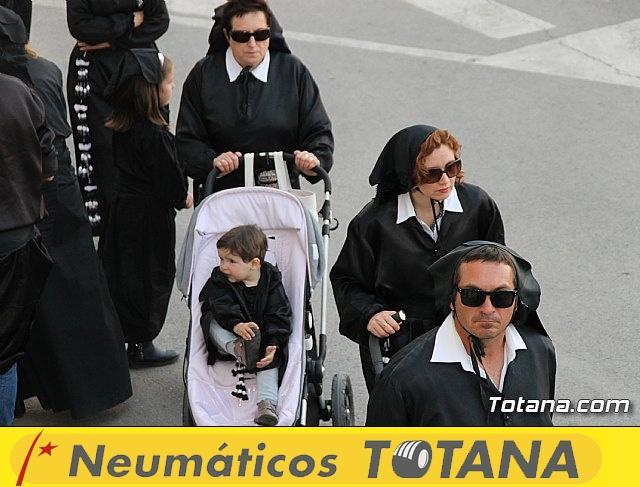Traslado Santo Sepulcro y la Samaritana (luto) - Viernes Santo 2017 - 17