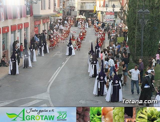 Traslado Santo Sepulcro y la Samaritana (luto) - Viernes Santo 2017 - 19