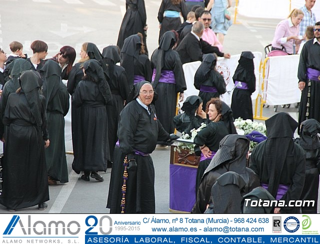 Traslado Santo Sepulcro y la Samaritana (luto) - Viernes Santo 2017 - 20