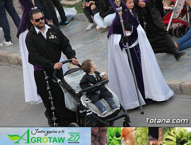 Traslado Santo Sepulcro y la Samaritana (luto) - Viernes Santo 2017 - 28