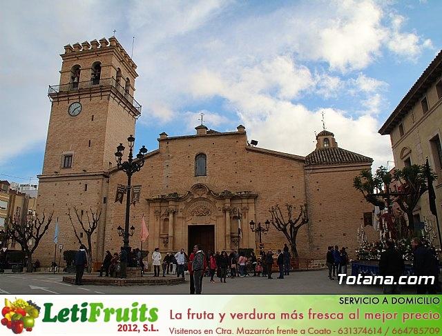 Traslado Santo Sepulcro - Semana Santa 2019 - 2