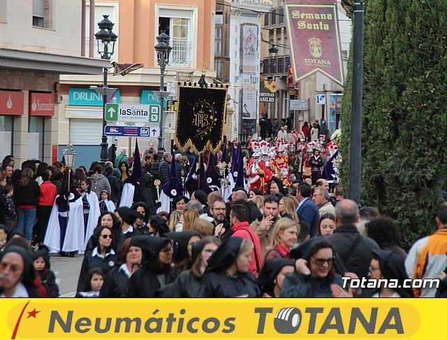 Traslado Santo Sepulcro - Semana Santa 2019 - 10