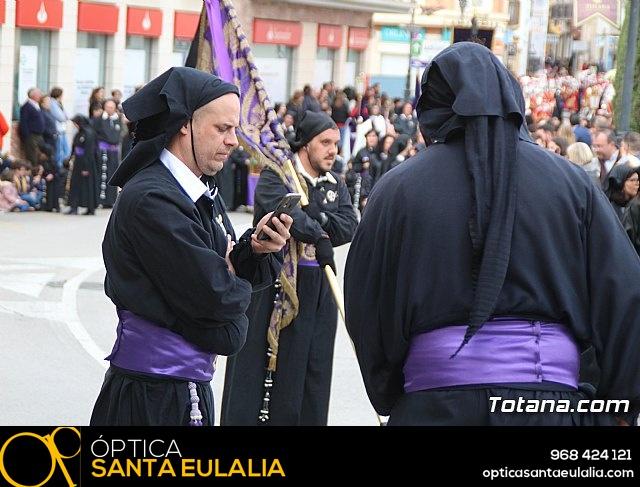 Traslado Santo Sepulcro - Semana Santa 2019 - 13