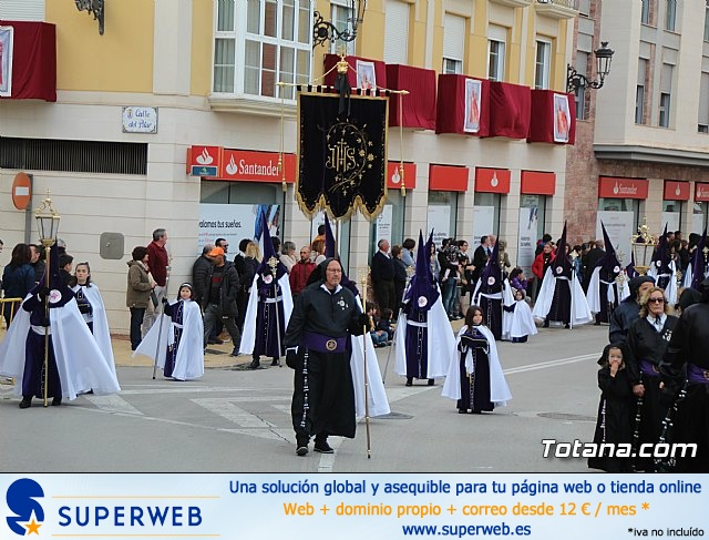Traslado Santo Sepulcro - Semana Santa 2019 - 25