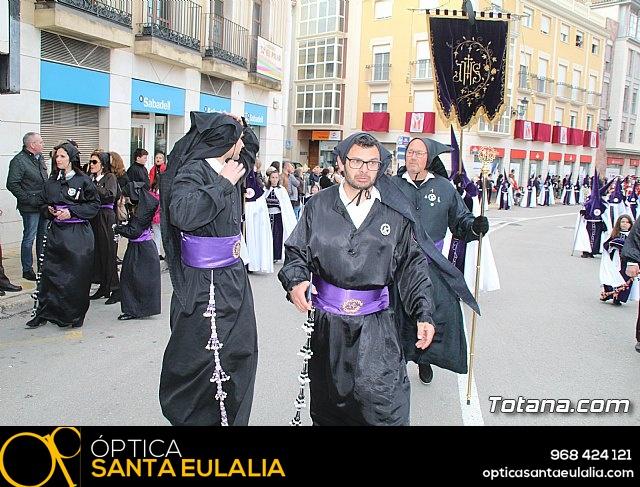 Traslado Santo Sepulcro - Semana Santa 2019 - 30