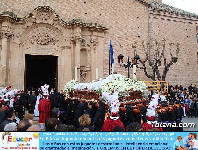 Traslado Santo Sepulcro - Semana Santa 2019 - 163
