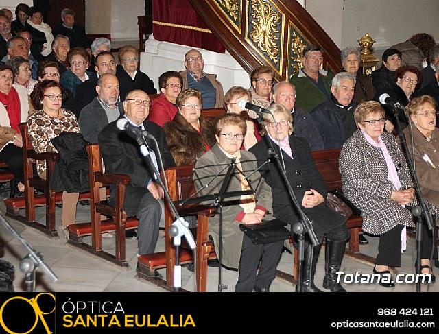 Serenata a Santa Eulalia 2017 - Coro Santa Cecilia y Los Charrasqueados - 8