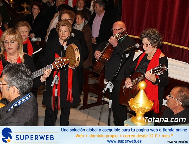 Serenata a Santa Eulalia 2017 - Coro Santa Cecilia y Los Charrasqueados - 25