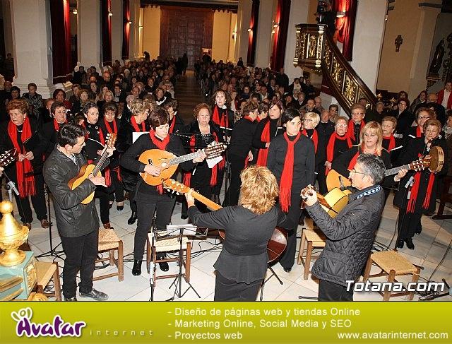 Serenata a Santa Eulalia 2017 - Coro Santa Cecilia y Los Charrasqueados - 27