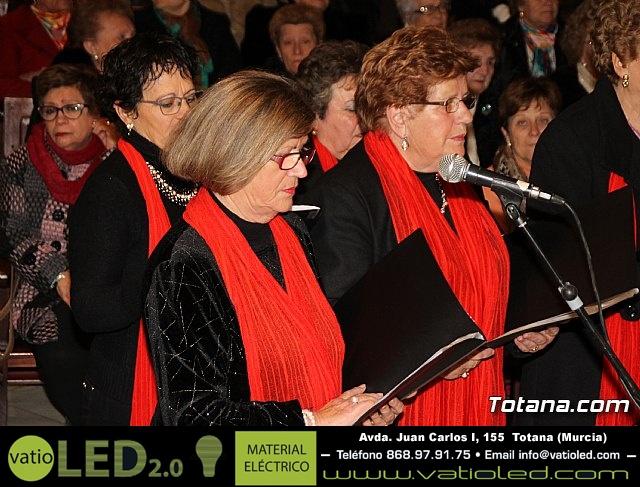 Serenata a Santa Eulalia 2017 - Coro Santa Cecilia y Los Charrasqueados - 33